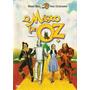 Dvd O Mágico De Oz - 1939 Judy Garland Novo Original Lacrado