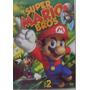 Dvd Super Mario Bros - Novo E Lacrado