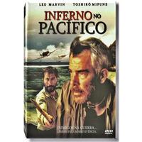 Dvd Inferno No Pacífico - Original E Lacrado