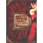 Dvd Moulin Rouge - Amor Em Vermelho - Dublado -novo -lacrado
