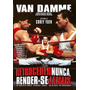 Dvd Retroceder Nunca, Render-se Jamais (1986) Van Damme