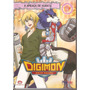 Dvd Digimon Data Squad Vol 9 - A Ameaca De Kurata - Original