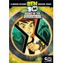 Dvd Lacrado Importado Ben 10 Secret Of The Omnitrix Regiao 1