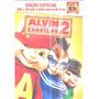 Alvin E Os Esquilos 2 Ed Especial Dvd + Cd Lacrado