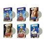 Coleção Impérios 6 Dvds História Viva Roma Duetto Grécia