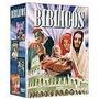 Coleção Bíblicos Box Com 4 Dvds Lacrado