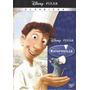 Dvd Ratatouille Disney Pixar Clássicos Original Novo