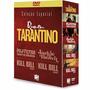 Dvd Coleção Quentin Tarantino - 04 Discos - Original Lacrado