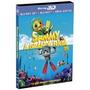 Blu-ray 3d + 2d Sammy A Grande Fuga (2 Discos) Original