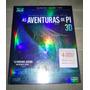 Blu-ray 3d+2d+dvd As Aventuras De Pi 3d (colecionador)(luva)