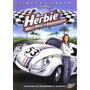 Herbie Meu Fusca Turbinado Dvd Lacrado Original Disney