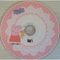 Peppa Pig - 5 Dvds - Total De 94 Episódios!