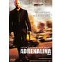 Dvd Adrenalina - Jason Statham- Original - Novo - Frete 8,00