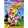 A Casa Do Mickey Mouse: Uma Aventura No Mundo Das Cores- Dvd
