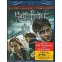 Blu-ray - Harry Potter E As Relíquias Da Morte Pt 1 - Lacrad