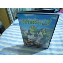 Filme Animado Infantil Shirek 2 Original Usado