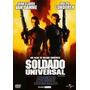 Dvd Soldado Universal (lacrado), Com Jean Claude Van Damme