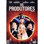 Dvd Os Produtores - Matthew Broderick, Uma Thurman - Lacrado
