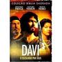 Super Dvd Davi O Escolhido Por Deus Novo E Lacrado