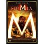 Dvd Triplo Trilogia A Mumia Original Novíssimo Frete R$ 7,90