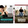 Dvd Sicko Sos Saúde Michael Moore Duplo - Original Raríssimo