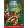Dvd Tarzan Clássico Original Disney Novo Lacrado