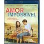 Blu-ray Amor Impossível - Ewan Mc Gregor - Novo***