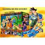 Dragon Ball - Filmes - Ovas E Especiais Box De Luxo