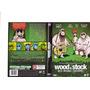 Dvd Wood & Stock - Sexo, Orégano E Rock