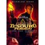 Dvd A Lenda Do Tesouro Perdido - Livro Dos Segredos Novo Lac