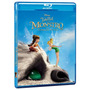 Blu-ray Tinkerbell-monstro Da Terra Do Nunca Disney Original