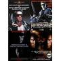 Coleçao - Exterminador Do Futuro - 4 Dvd - Dual Audio