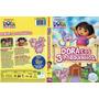 Dvd Original Dora E Os 3 Porquinhos