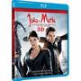 Blu Ray 3d João E Maria - Caçadores De Bruxas