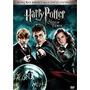 Dvd Duplo Harry Potter E A Ordem Da Fênix - Novo E Lacrado
