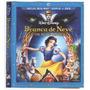 Bluray Branca De Neve/duplo-ed Diamante/rarissimo/perf Estad