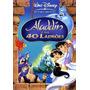 Dvd Aladdin E Os 40 Ladrões - Disney - Lacrado E Original