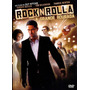 Dvd Rock N Rolla - A Grande Roubada (semi Novo)