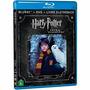 Harry Potter E A Pedra Filosofal - Blu Ray + Dvd, Dub/leg,