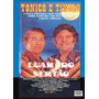 Dvd - Luar Do Sertão - Tonico E Tinoco - 1972