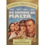 Dvd, Heróis De Malta ( Raro)- Alec Guiness + Filme Extra,2