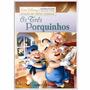Dvd Disney Animation Collection: Os Três Porquinhos Original