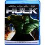 Blu-ray: O Incrível Hulk (edward Norton) Universal Filmes