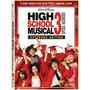 3 Dvds High School Musical Originais - Semi-novos
