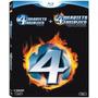 Quarteto Fantástico - Coleção 2 Filmes Blu Ray - Dub/leg,