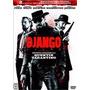 Django Livre Dvd Original Tarantino Leonardo Dicaprio