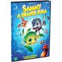 Dvd Original Do Filme Sammy - A Grande Fuga