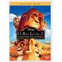 Dvd O Rei Leão 2 - Disney Original-lacrado-dublado