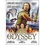 Dvd A Odisseia Novo Original Dublado Armand Assante Aventura