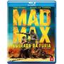 Blu-ray Mad Max Estrada Da Fúria - Novo Original Lacrado